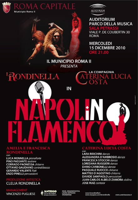 Napoli in Flamenco